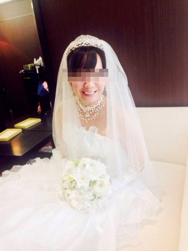 結婚する嫁