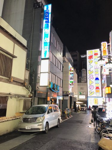 Bliss Out in Kabukicho