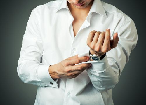 メンズ香水の付け方